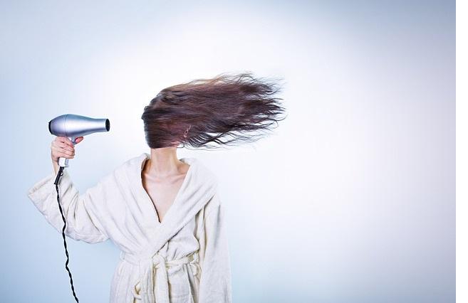 Kräftige Haarwurzeln
